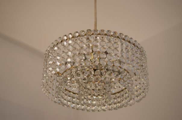 Crystal chandelier by jl lobmeyr for sale at pamono crystal chandelier by jl lobmeyr 9 aloadofball Image collections