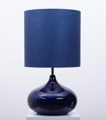 Ceramic Table Lamp With New Silk Custom, Custom Ceramic Table Lamps