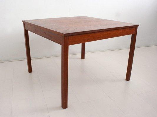 Vintage Teak Side Table.Vintage Danish Teak Side Table