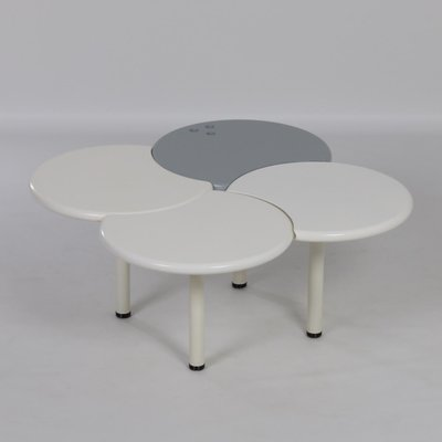 Haru Coffee Table By Isao Hosoe Ann Martinelli For Arflex 1980s For Sale At Pamono