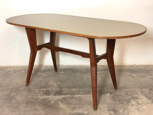 Italian Dining Table By Ico Luisa Parisi 1950s For Sale At Pamono