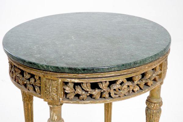 Antique Italian Table, 1850s 2