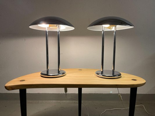Scandinavian Space Ace Style Table Lamps From Ikea 1980s Set Of 2 For Sale At Pamono