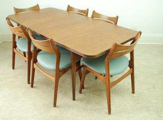 Tavolo Da Pranzo Mid Century Allungabile Moderno Di Robert Heritage Per Archie Shine Anni 60 In Vendita Su Pamono