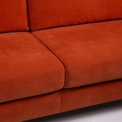 Sofa In Orange Von Ewald Schillig Bei Pamono Kaufen