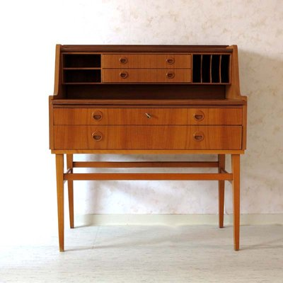 f775eec2f31f Danish Secretary with Drawers   Compartments