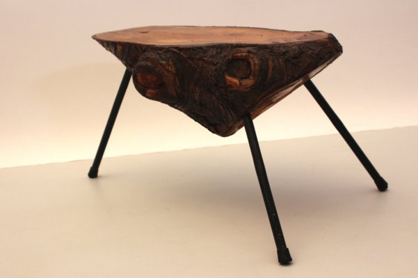 Table Tronc D Arbre Autriche 1950s