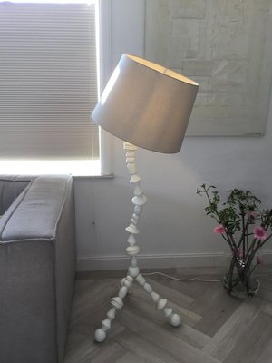 Contemporary Floor Lamp From Ikea For, Floor Lamp With Shelves Ikea