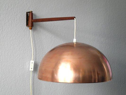 Luci da parete in rame: lampada da parete in rame europeo luce per