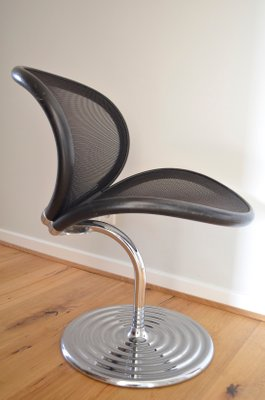 Vintage O Line Side Chair By Herbert Ohl For Wilkhan Mobel For Sale At Pamono