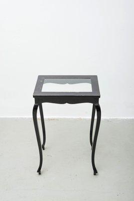 Tavolini a incastro in vetro, Repubblica Ceca, anni \'20, set di 3 in ...