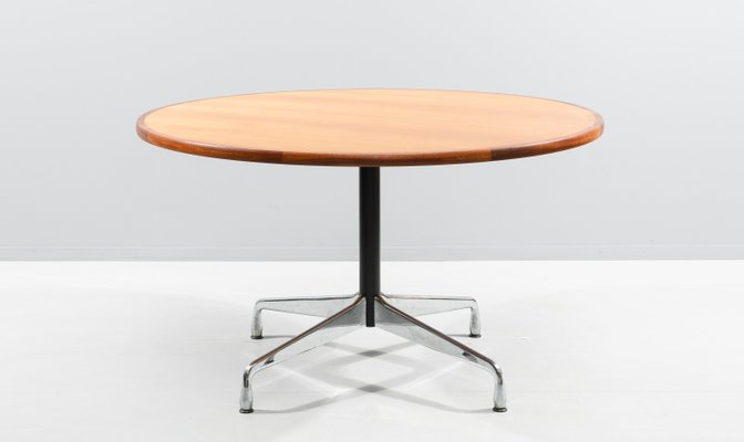 Ray Eames For Herman Miller 1964, Herman Miller Eames Coffee Table Round