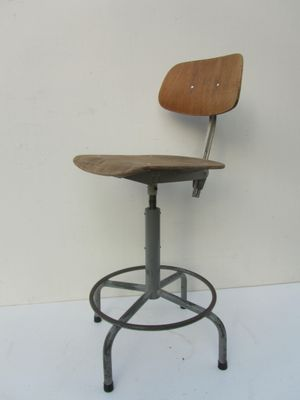 Industrial Architects Swivel Desk Chair 1 & Industrial Architects Swivel Desk Chair for sale at Pamono