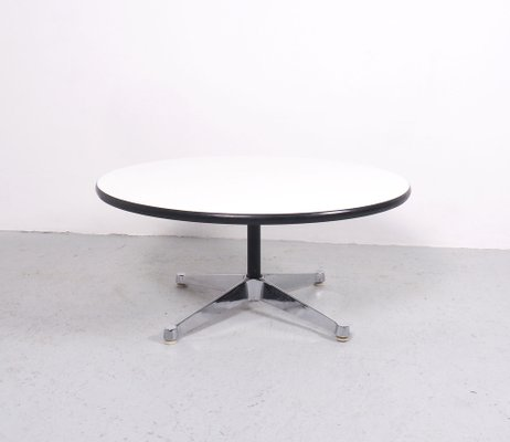 Ray Eames For Herman Miller 1960s, Herman Miller Eames Coffee Table Round