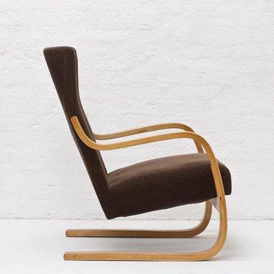 Stupendous A36 Lounge Chair By Alvar Aalto For Finmar Artek 1933 Pabps2019 Chair Design Images Pabps2019Com