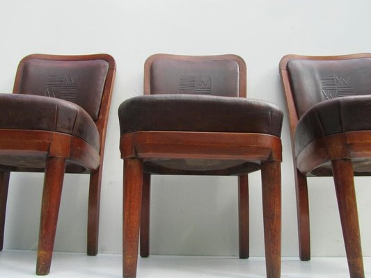 Antieke Lounge Stoel.Antique Nautical Cruise Ship Chairs 1900s Set Of 5 For Sale At