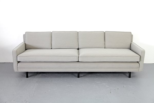 Four Seater Sofa By Paul McCobb For Directional 3