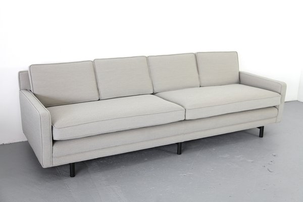 Bon Four Seater Sofa By Paul McCobb For Directional