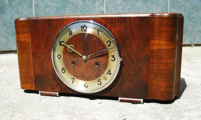Mantel clock junghans