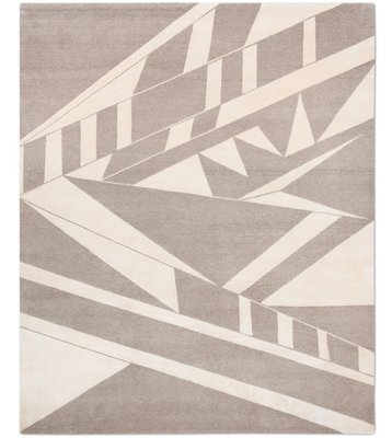 Deco Rug In Natural From Knots Rugs For
