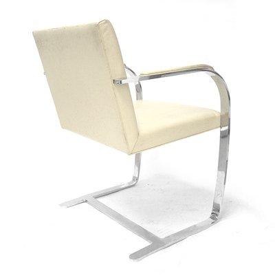 Brno Flat Base Chair Von Ludwig Mies Van Der Rohe 1930er Bei Pamono
