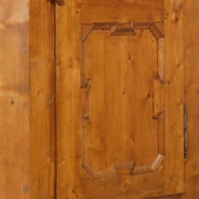 Antique Country Pine Corner Cupboard 1890s For Sale At Pamono
