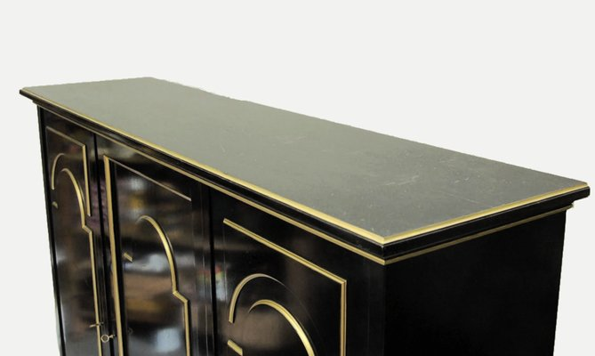 Neo Classical Style Cabinet By Maurice Hirsch, 1950s