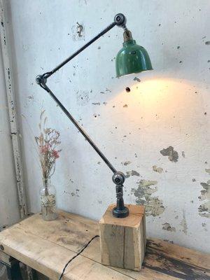Articulée Lampe Tout Sens1930s Vintage De D'atelier gYby76f