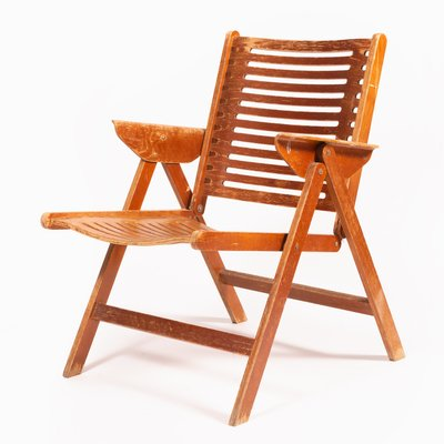 Pleasant Rex Lounge Chair By Niko Kralj For Rex Kralj 1960S Theyellowbook Wood Chair Design Ideas Theyellowbookinfo