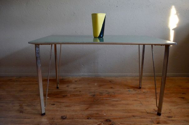 Vintage Danish Dining Table By Arne Jacobsen For Fritz Hansen Bei
