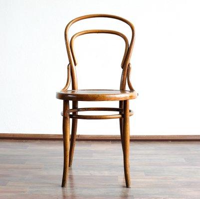 14 Stuhl Von Thonet 1890er 2