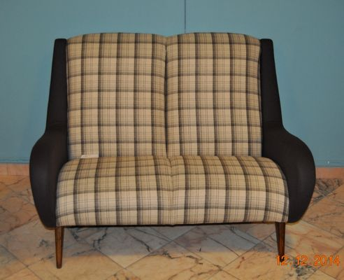 Mid-Century Chalet Sofa, 1960s for sale at Pamono