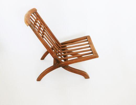 chaises pliables de pierre dariel france 1920s set de 2 1 - Chaises Pliables