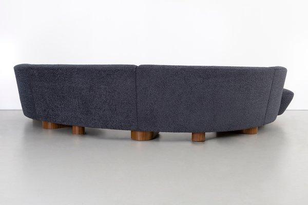 Prime Vintage Sectional Sofa By Vladimir Kagan For Directional Cloud Inzonedesignstudio Interior Chair Design Inzonedesignstudiocom