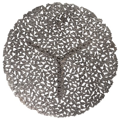 Jean Cast Butterfly Indoor Or Outdoor Side Table In White Bronze By Fred Juul For Sale At Pamono