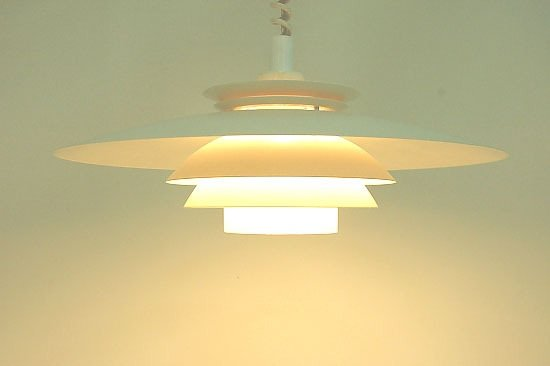 Danish Pendant Lamp From Form Light 1960s