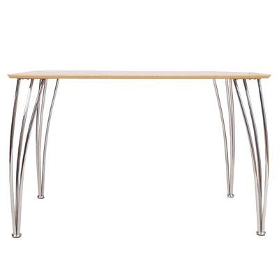 Set moderno di un tavolo di Pietro Lissoni e 4 sedie Connubia di Calligaris, Italia