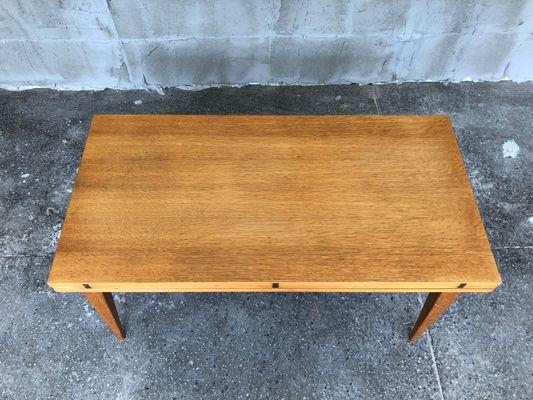 Tavolo Industriale Allungabile : Tavolo industriale allungabile di albert ducros anni 50 in vendita