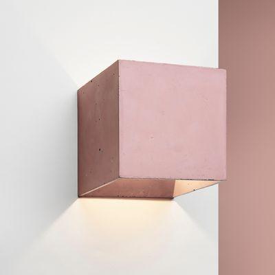 Lampada da parete Cromia bordeaux di Plato Design in vendita su Pamono