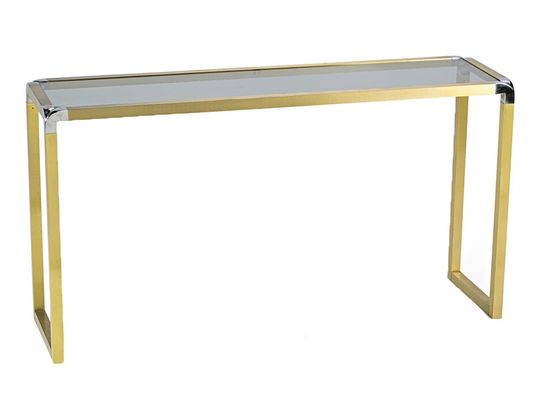 Vintage Spanish Console Table