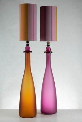 Lampade da tavolo Marte di Silvia Finiels per Aventurina Design, set di 2