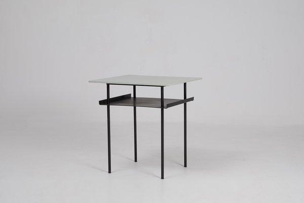 Tavolino Di Rietveld.Tavolino Di Servizio Di Wim Rietveld Per Auping 1952