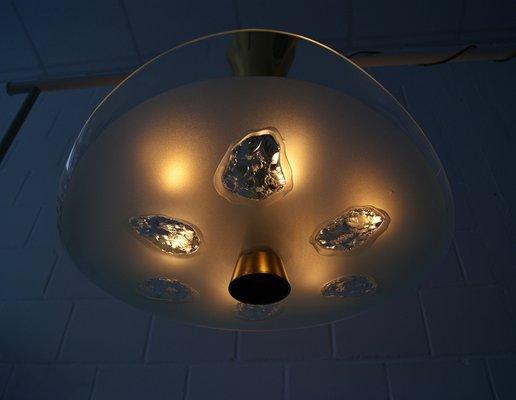 7a9bc71ebd2 Lampe Modèle 1748 par Max Ingrand et Dubé pour Fontana Arte