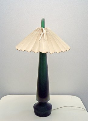 Table lamp in sommerso murano glass from seguso 1950s for sale at table lamp in sommerso murano glass from seguso 1950s 5 aloadofball Gallery
