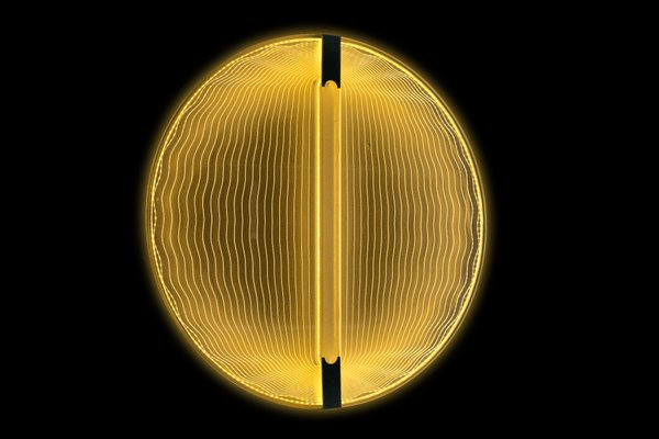 Thanks for the Sun Light Sculpture by Arnout Meijer Studio The Exceptional