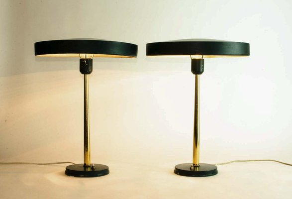 Louis Kalff Lamp.Timor 69 Table Lamp By Louis Kalff For Philips 1950s