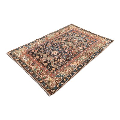 Tapis Tribal Shirvan Antique Caucase En Vente Sur Pamono