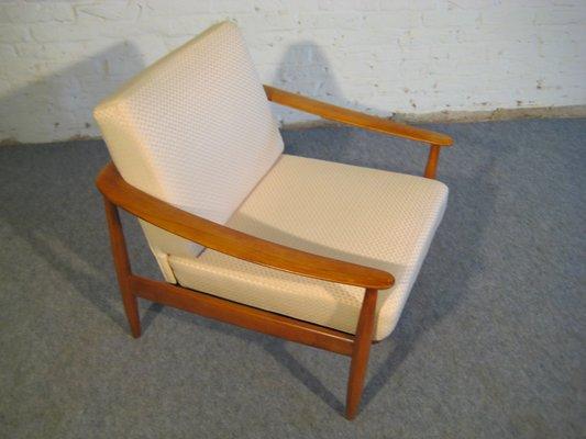 Pleasant Mid Century Modern Easy Chair 1950S Evergreenethics Interior Chair Design Evergreenethicsorg