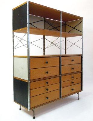 Etonnant ESU 400 Storage Unit By Charles U0026 Ray Eames For Herman Miller USA 3