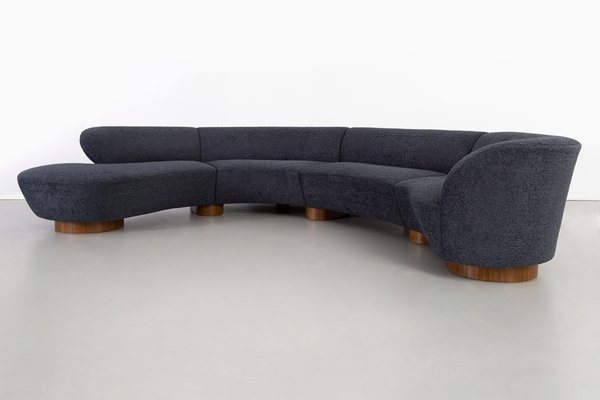 Fantastic Vintage Sectional Sofa By Vladimir Kagan For Directional Cloud Alphanode Cool Chair Designs And Ideas Alphanodeonline